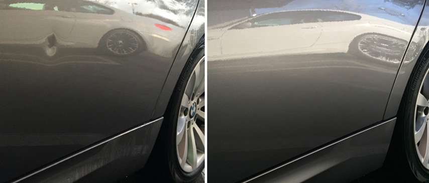 2011 BMW 328i Door Ding Removed